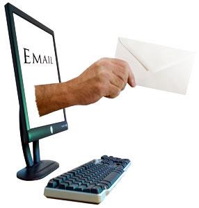 Emails falsos em nome da Receita Federal